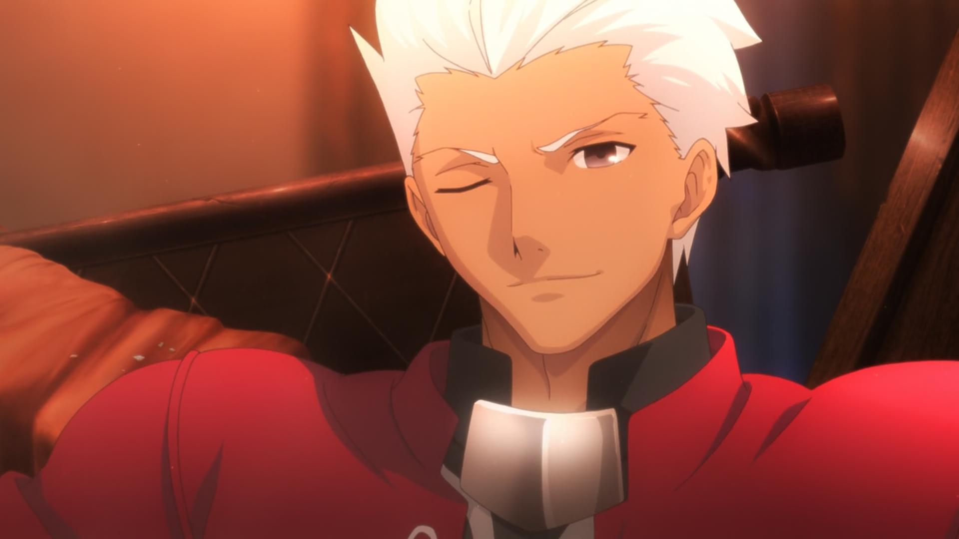 Fate Stay Night Unlimited Blade Works 00 Prologue Daramue