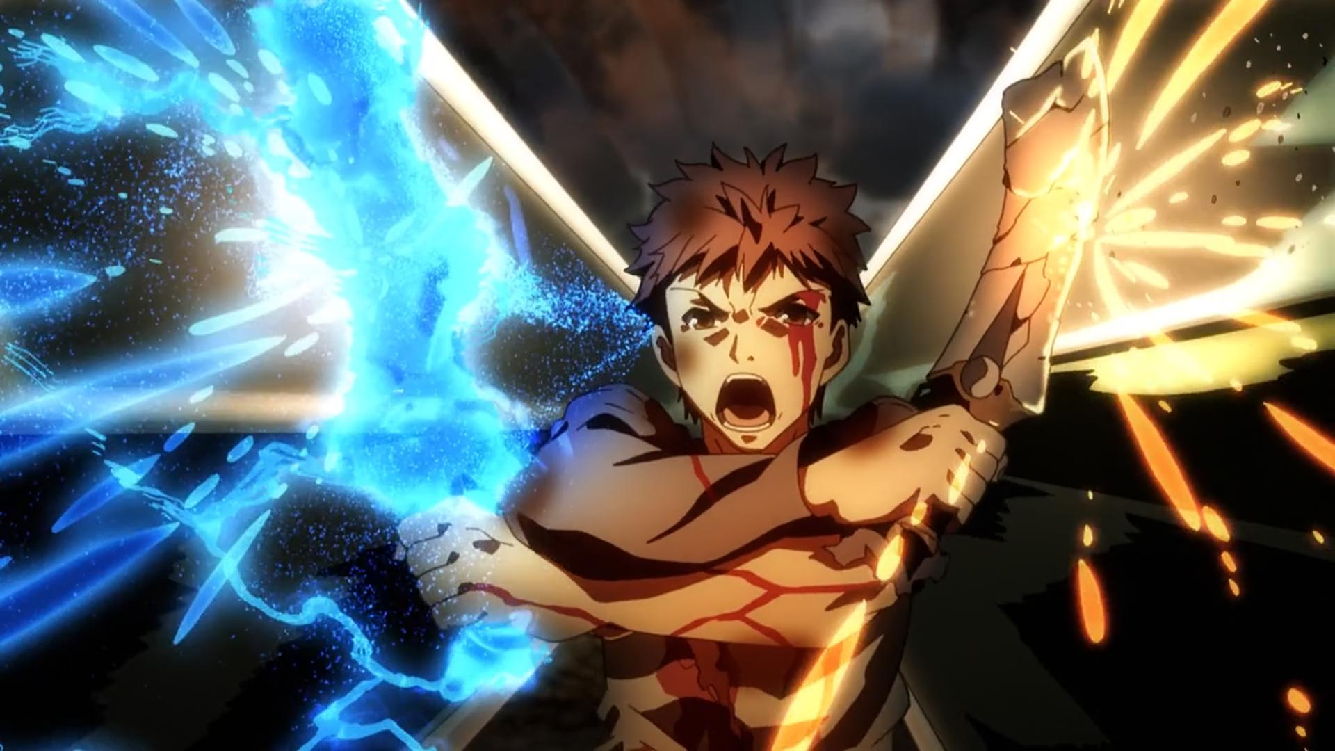 Fate Stay Night Unlimited Blade Works 20 21 Daramue